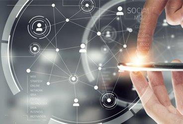 ارتباط از طریق شبکههای اجتماعی