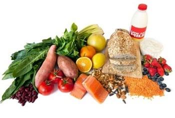 تغییرات رژیم غذایی