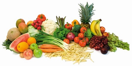 تغییر در رژیم غذایی